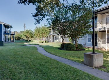 University Trails the best in college apartments